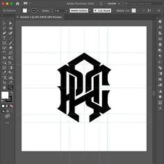 Lettering, Typography Logo, Typography Design, Branding Design, Logo Design, Initials Logo, Monogram Logo, Monogram Letters, Clothing Company
