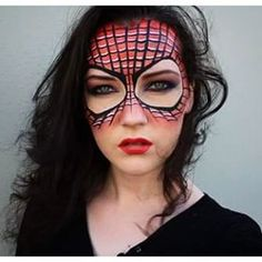 Spiderrr Woman by @makeupbyclarabella. Tag your pics with #Halloween and #SephoraSelfie on Sephora's Beauty Board or Instagram for a chance to be featured!