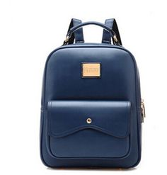 2016 Hot Sale New Of School Bags Lady Fashion Antique College Style Women Backpack Travel Bag F391