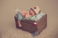 Baby Boy, The Original Fishing Set, Hat & Shorts Newborn Photo prop by LandyKnits on Etsy https://www.etsy.com/listing/127198812/baby-boy-the-original-fishing-set-hat