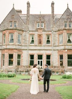 Ireland Castle venue wedding location