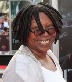 Whoopi Goldberg  Has been very open about her struggle with Endometriosis, giving speeches and support to the cause.