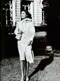 Celine. L'Officiel magazine 1978