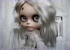 ARTblythe GHOST ASHBETH - ♥DollRoom♥