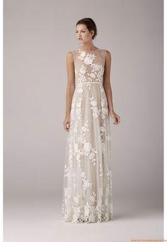 Vestido de novia Anna Kara Arya Nude 2014