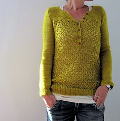a test I couldn't resist taking part…. I loooove henleys and this one is so utterly gorgeous - Thank you Jo! only one small mod my button placket is longer ;)