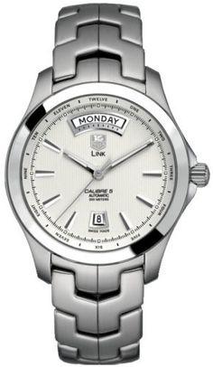 TAG Heuer Men's WJF2011.BA0592 Link Calibre 5 Day-Date Automatic Watch TAG Heuer, $2,000  http://www.amazon.com/dp/B0017UGRLI/ref=cm_sw_r_pi_dp_.8j6qb1PDH60J