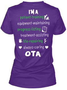 OTA Tee. Re-pinned by PT Solutions. Follow us at https://www.pinterest.com/myptsolutions/