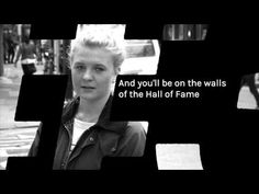 The Script - Hall of Fame (Lyric) ft. will.i.am