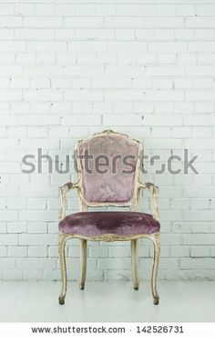 Vintage Chair Stock Photos, Vintage Chair Stock Photography, Vintage Chair Stock Images : Shutterstock.com
