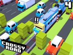 4 on #crossyroad. My top is 195.