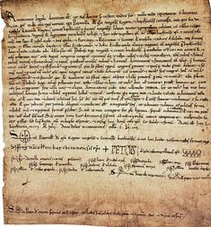 Charter by which Petronilla abdicated July in favour of her son Alfonso II of Aragon. My Ancestry, Medieval World, Story Of The World, Grave, World Images, Family History, Sheet Music, Photos, Crown