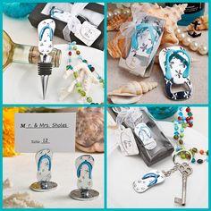 228b4c0ba746 Flip Flop Wedding Party Favors from HotRef.com  flipflop  wedding ...