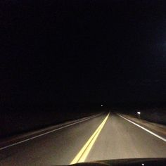 Driving Alone at Night II