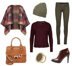 #Herbstoutfit Brown ♥ #outfit #Damenoutfit #outfitdestages #dresslove