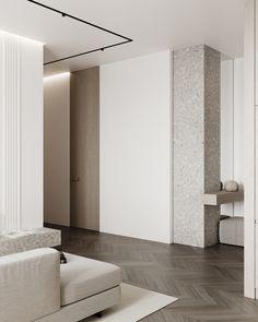 - Best ideas for decoration and makeup - Minimalist Interior, Modern Interior Design, Interior Architecture, Ideas Recibidor, Interior Design Companies, Suites, Ceiling Design, Living Room Interior, Interiores Design