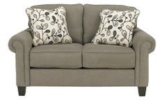Gusti - Dusk Loveseat Ashley Home Furniture