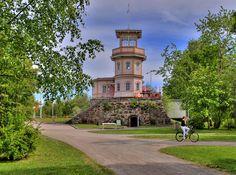Oulun linna Photo: Mauri Hietala