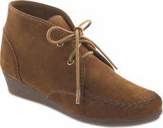 Eastland Seneca Casual Boots Womens Bomber Brown Store Australia