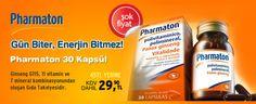 Pharmaton 30 Kapsül 29,90 TL