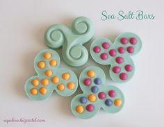 Sea Salt Bar Soap from Sopalina