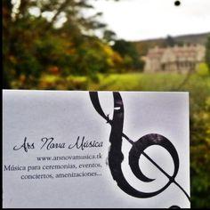 ARSNOVA, #música para #eventos #bodas #Cantabria http://arsnovamusica.es.tl/