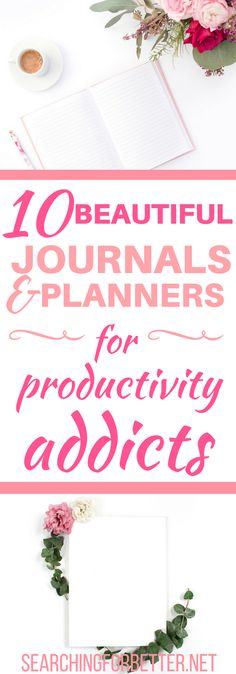If you're looking for great gift ideas or inspiration on how to start a journal or diary, you'll love these 10 journals/diaries. Whether you want to start bullet journalling or it's for travel, writing or daily thoughts, these are all really great ways to start!