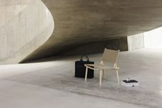 Art and objects for your home Switch House, Dezeen, Source Of Inspiration, Magazine Design, Decoration, Minimalism, Brick, In This Moment, Chair