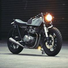 Clutch Customs' sublime Kawasaki KZ650