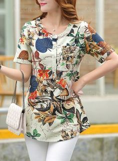 Tremendous Sewing Make Your Own Clothes Ideas. Prodigious Sewing Make Your Own Clothes Ideas. Kurta Designs, Blouse Designs, Casual Dresses, Fashion Dresses, Cute Fashion, Womens Fashion, Blouse Styles, Sewing Clothes, Cotton Dresses