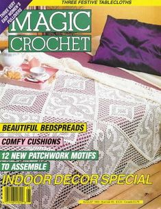 Magic Crochet Nº 85 - claudia - Álbuns da web do Picasa