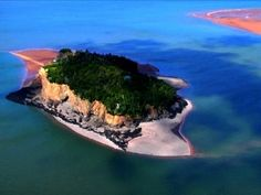 Bay of Fundy Private Island
