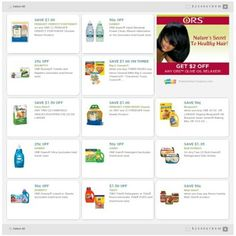 We have 310 free coupons for you today. To find out more visit: largestcoupons.com #coupon #coupons #couponing #couponcommunity #largestcoupons #save #saving #deals