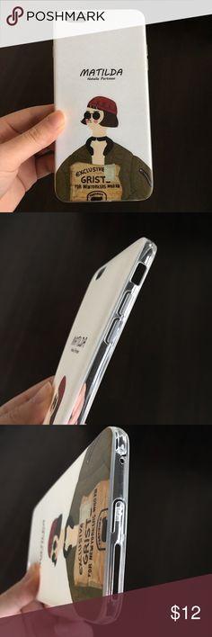 a5658bcb33a5 Matilda iPhone 6S Plus Phone Case iPhone 📱 For movie fans!! Natalie Portman