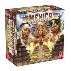 Mexica de Super Meeple