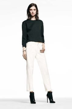 See the complete J Brand Pre-Fall 2014 collection.