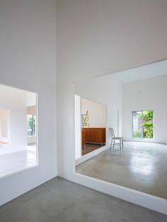 atelier cube: house in amagi