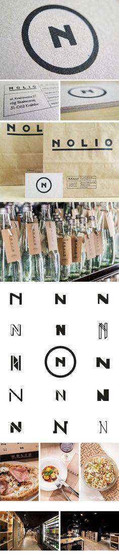 Nolio Branding and design