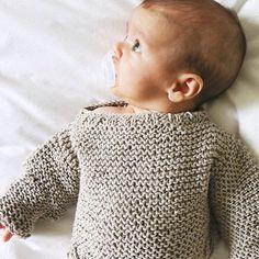 Ladybug Sweater | We Are Knitters