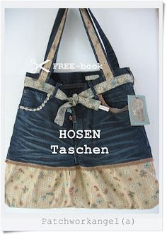 "PATCHWORKangel(a): FREEbook ""HOSENTaschen""..."