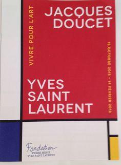 2015 Jaques Doucet at Fondation YSL Paris France www.bullesconcept.com