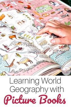 Learning World Geography With Literature in your homeschool • Looking for an amazing way to teach World #Geography in your #Homeschool? In our house, we use literature to help us learn all about geography and culture. #homeschool #curriculum