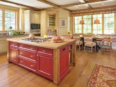 Traditional Kitchens from Kathryn Greeley : Designers' Portfolio 5881 : Home & Garden Television