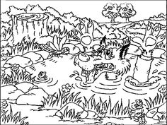 8_Der_Wolf_und_die_7_Geisslein.gif (700×527) Wolf, Coloring Pages, Fairy Tales, Tapestry, Prints, Decor, Baby Goats, Short Stories, Free Coloring Pages