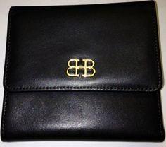 Bosca Nappa Vitello Womens Leather Attache Wallet Bosca. $110.00