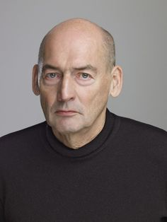 Mr Koolhaas has a positive outlook on Dubai developments