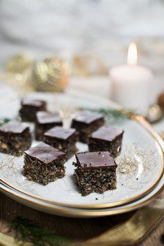 Weihnachtskekse. Mohn Schokoladenwürfel. Weihnachtskekse mit Mohn, Schokowürfel. Poppy chocolate christmas cookies. Christmas cookie recipe