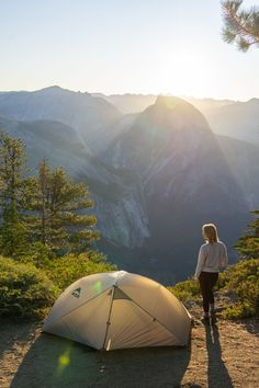 California National Parks, Yosemite National Park, California Travel, Backpacking Gear, Camping And Hiking, Hiking Trails, Ultimate Packing List, Destinations, Cool Tents