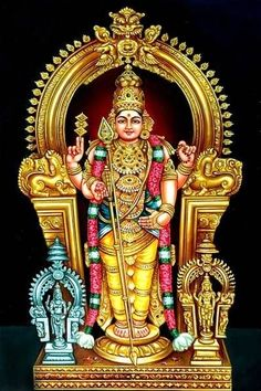 Tiruchendur Aandavan