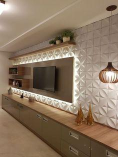 Modern Tv Room, Modern Tv Wall Units, Modern Living, Minimalist Living, Luxury Living, Living Room Partition Design, Living Room Tv Unit Designs, Tv Unit For Living Room, Tv Cabinet Design